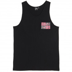 Rusty Just Surfing 2 Tank Top - Black