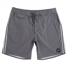 Rusty Purity All Day Boardshorts - Black