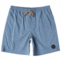 Rusty Sabu Elastic All Day Boardshorts - Machine Blue