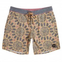 Rusty Batok All Day Boardshorts - Fennel