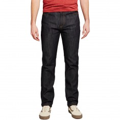 Obey New Threat II Jeans - Raw Indigo