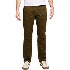 Obey New Threat Twill Pants - Army