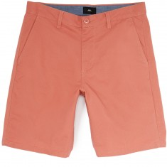 Obey Working Man II Shorts - Rose