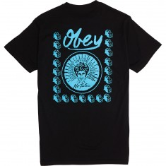 Obey No Future T-Shirt - Black