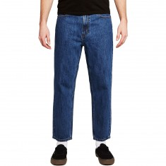 Obey Bender 90s Denim Jeans - Stone Wash Indigo