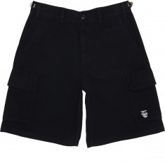 Obey Fubar 90s Cargo Shorts - Black