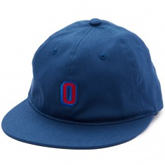 Obey Russell Flexfit Hat - Navy
