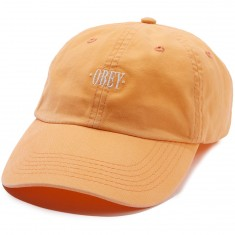 Obey Endless 6 Panel Hat - Melon