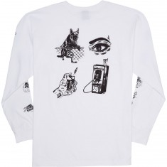 Obey Tropical Casualty T-Shirt - White