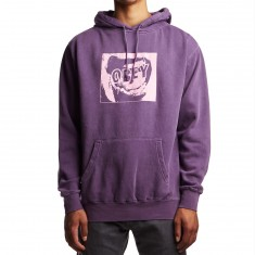 Obey Screamer Hoodie - Dusty Purple
