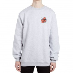 Obey Big Boy Pants Basic Sweatshirt - Ash