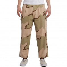 Obey Fubar Big Fits Cargo Pants - Desert Camo