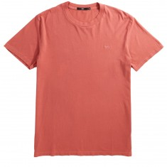 Obey Jumbled Pigment T-Shirt - Dusty Dark Rose