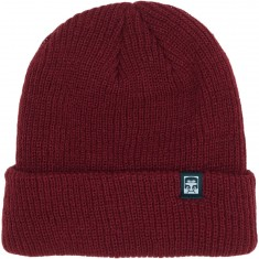 Obey Ruger 89 Beanie - Burgundy