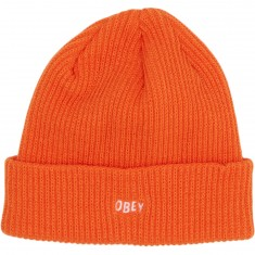 Obey Hangman Beanie - Orange