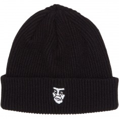 Obey Creeper II Beanie - Black