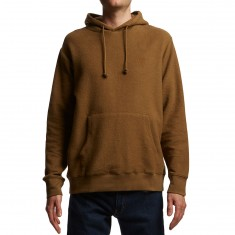 Obey Prospect Hoodie - Army Brown