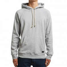 Obey Lofty Creature Comforts II Hoodie - Athletic Heather Grey