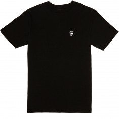 Obey Creeper Embroidered T-Shirt - Black