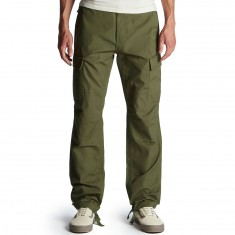 Obey Recon Cargo Pants - Army