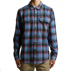 Obey Marvyn Woven Shirt - Navy/Multi