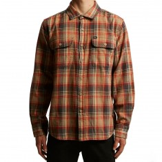 Obey Marvyn Woven Shirt - Sand/Multi