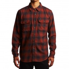 Obey Kemper Woven Shirt - Port/Multi