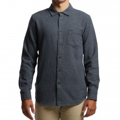 Obey Harrington Shirt - Navy