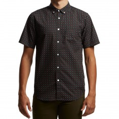 Obey Sterling Shirt - Black Multi