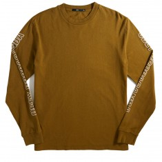 Obey Rough Draft Longsleeve T-Shirt - Dusty Tapenade