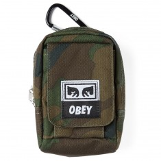 Obey Drop Out Utility Small Bag - Field Camo