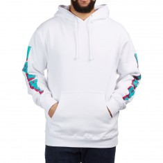 Obey New World 2 Hoodie - White