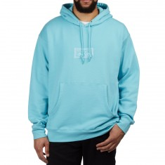 Obey These Eyes Hoodie - Cool Blue
