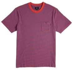 Obey Wisemaker Pocket T-Shirt - Red Multi