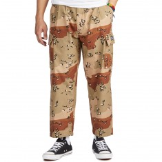 Obey Fubar Big Fits Cargo Pants - Choco Chip Camo