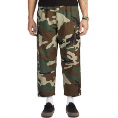 Obey Fubar Big Fits Cargo Pants - Field Camo