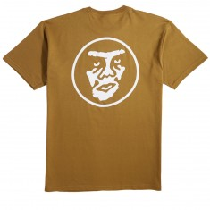 Obey Creeper Circle T-Shirt - Tapenade