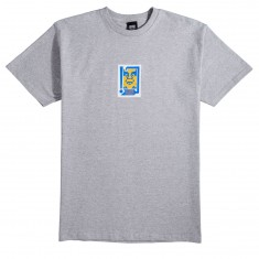 Obey Arrow T-Shirt - Heather Grey