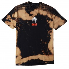 Obey Heavy Duty Creeps T-Shirt - Black