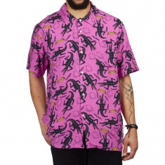 Obey Salazar Shirt - Purple Multi