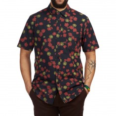 Obey Felix Shirt - Black Multi