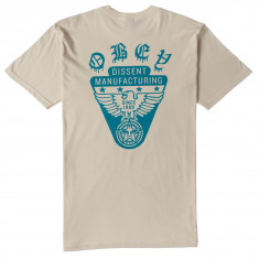 Obey Eagle Shield T-Shirt - Natural
