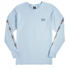 Obey Bound To Fail Long Sleeve T-Shirt - Powder Blue