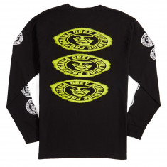 Obey Ninety One Long Sleeve T-Shirt - Black