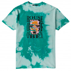 Obey House Of Obey T-Shirt - Teal