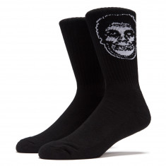 Obey X Misfits Socks - Black