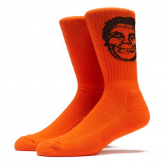 Obey X Misfits Socks - Orange