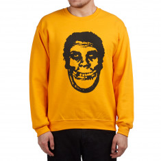 Obey X Misfits Teenagers From Mars Sweatshirt - Gold