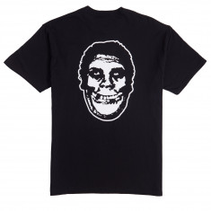Obey X Misfits Fiend Club T-Shirt - Black