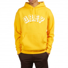 Obey New World Hoodie - Gold
